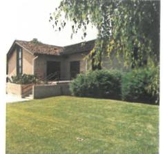Original Building 1951 and Sanctuary 1956
