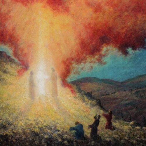 Sermon: Metamorphosis ~ Feb. 23, 2020