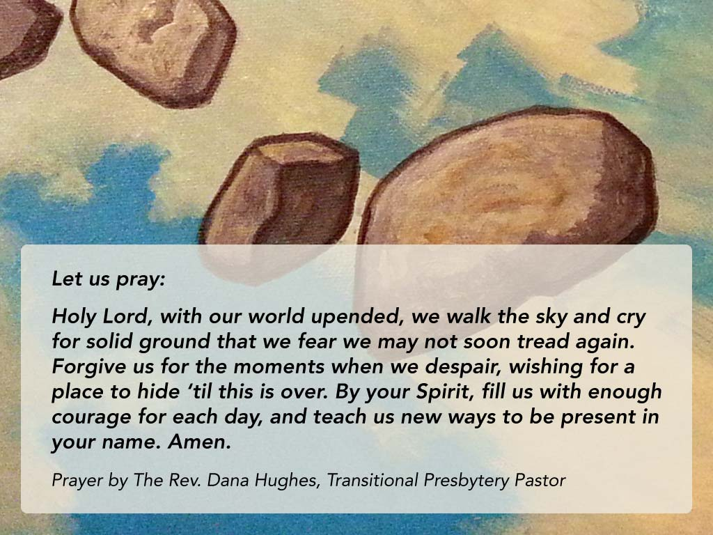 A prayer from Denver Presbytery