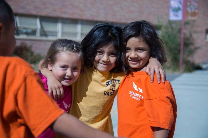 Help Families at Schmitt Elementary
