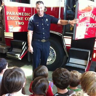 Firehouse Tours