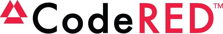CodeRED emergency notification system logo
