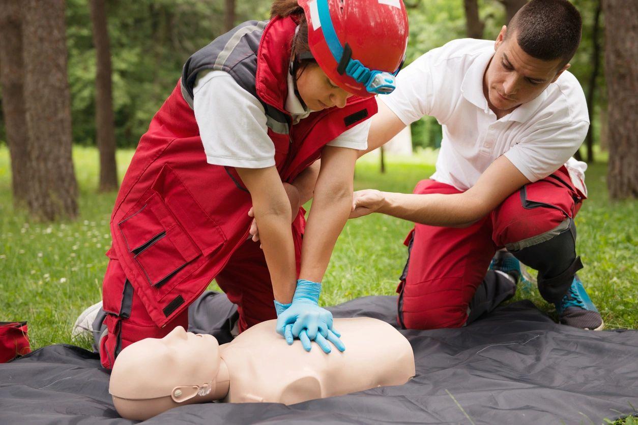 Bystander CPR Saves Lives