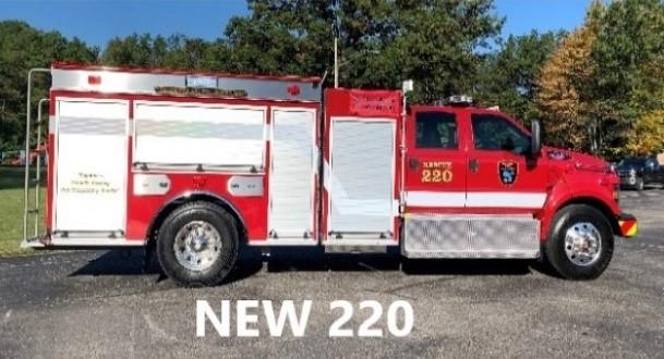 New Rescue Engine #220