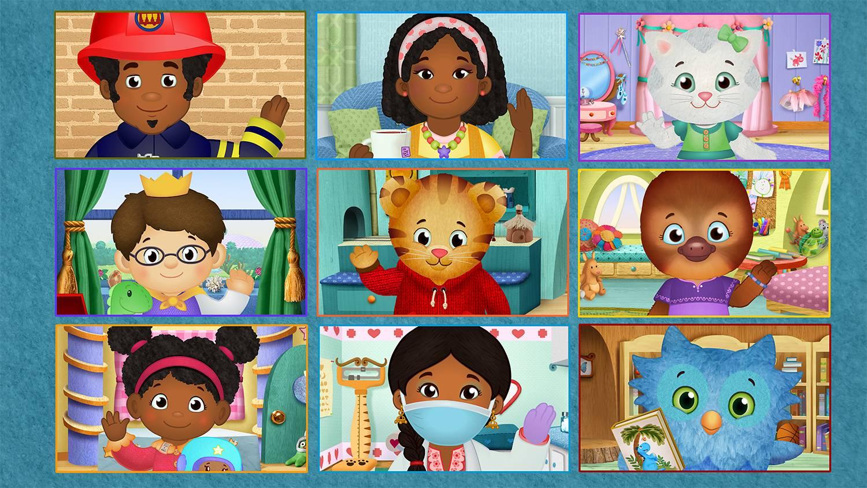 DANIEL TIGER'S NEIGHBORHOOD Preschool Specials in response to COVID-19