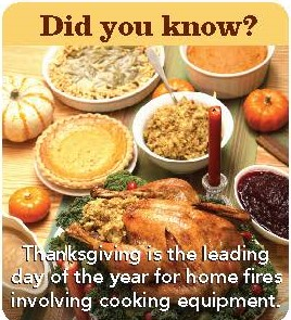 Top 10 Thanksgiving day safety tips
