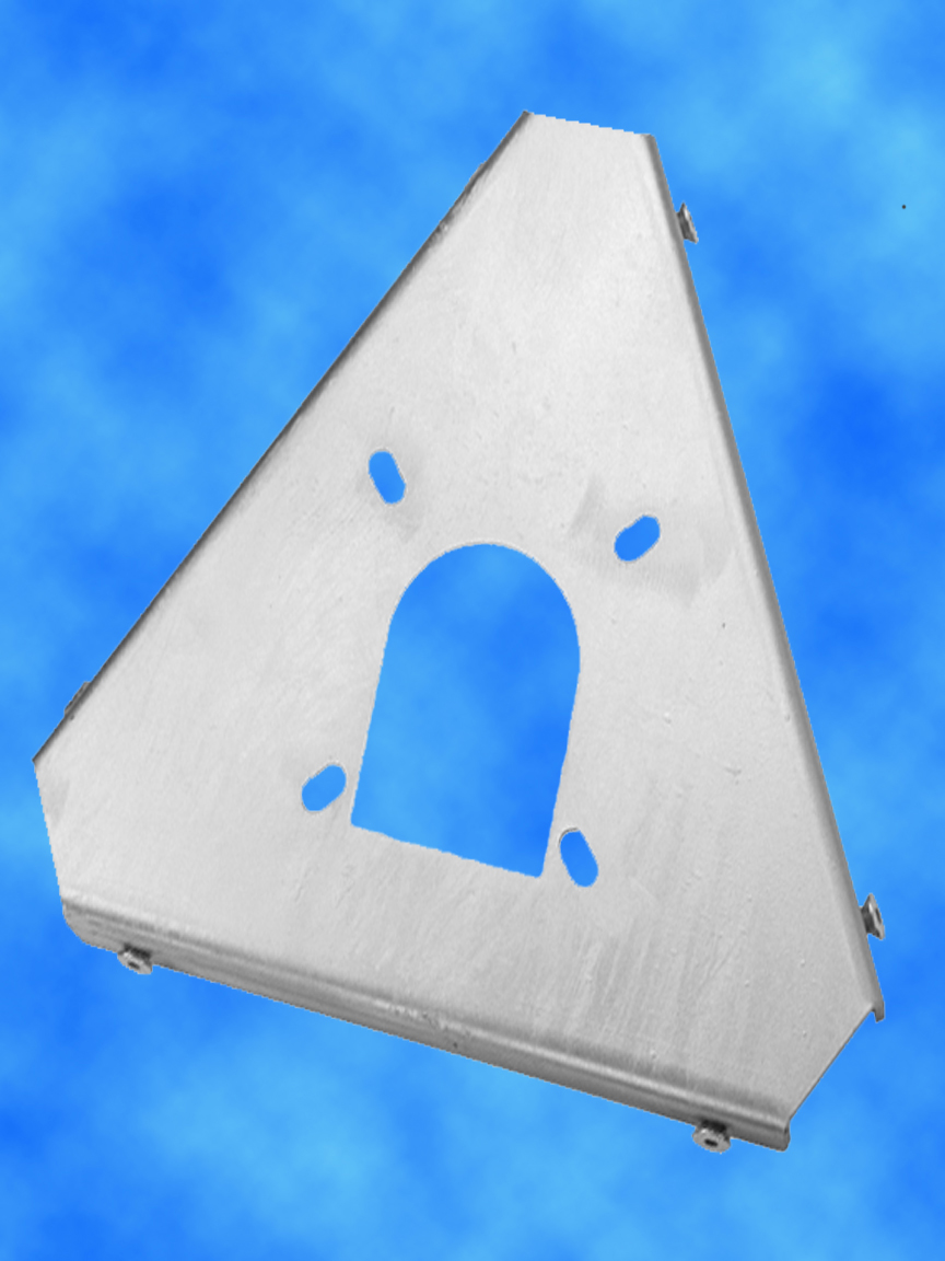 Web-Blue-Rotor Plate