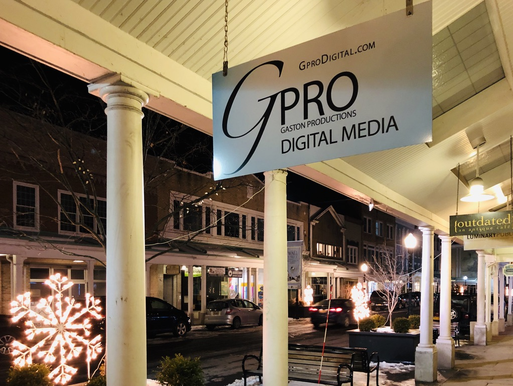 Gpro Digital Media, Kingston NY 2020. Photo by Robert Gaston