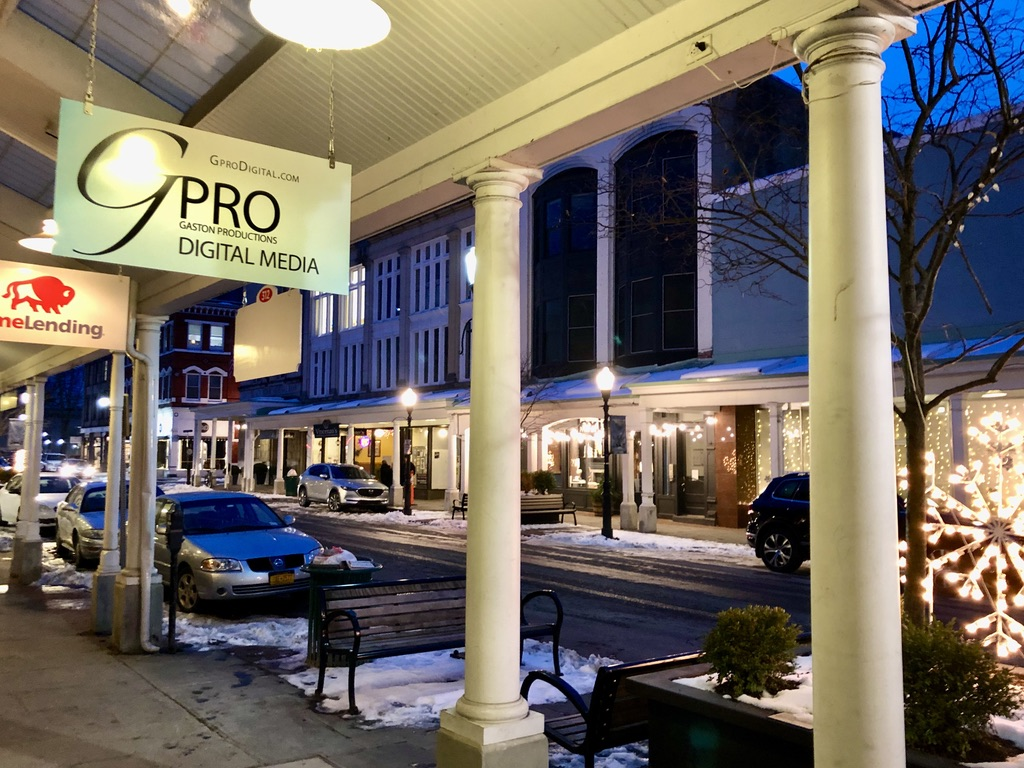 G-Pro Digital Media (Gaston Productions) Wall Street, Kingston NY - Photo 2020