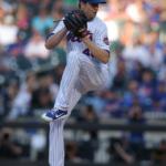 Mets top Cubs despite Jacob deGroms early exit – Reuters