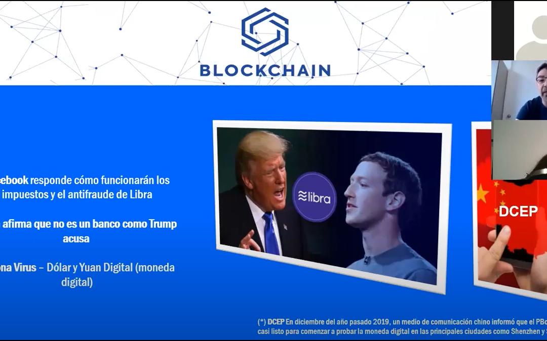 Blockchain R-Evolution