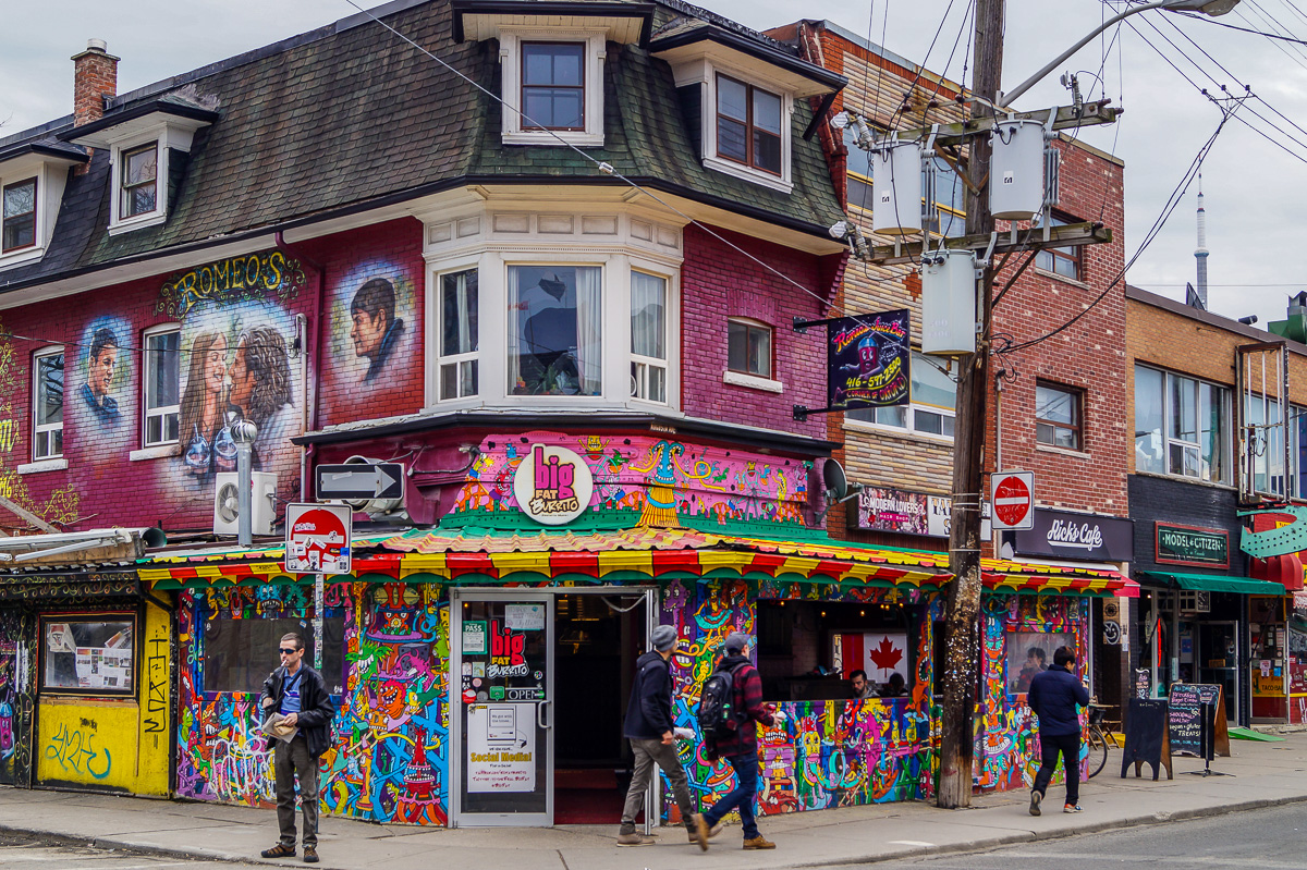 Kensington Market, Toronto's Hippest Neighborhood