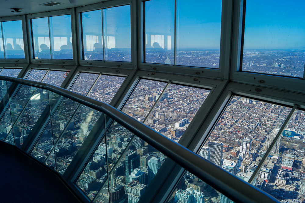 Why CN Tower is the most overrated attraction in Toronto - Lily ...