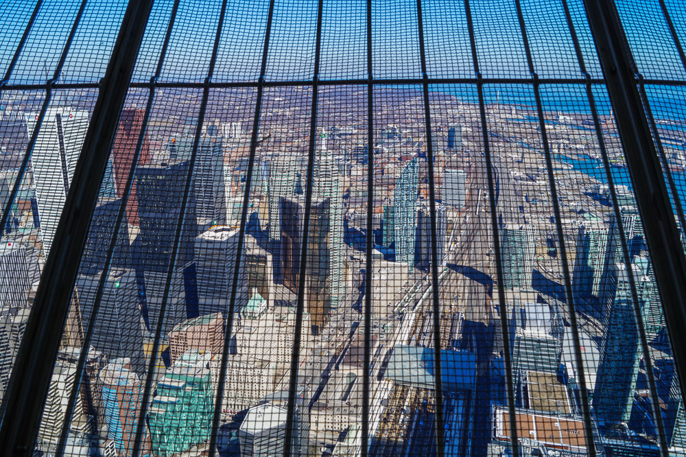 View CN Tower SkyTerrace
