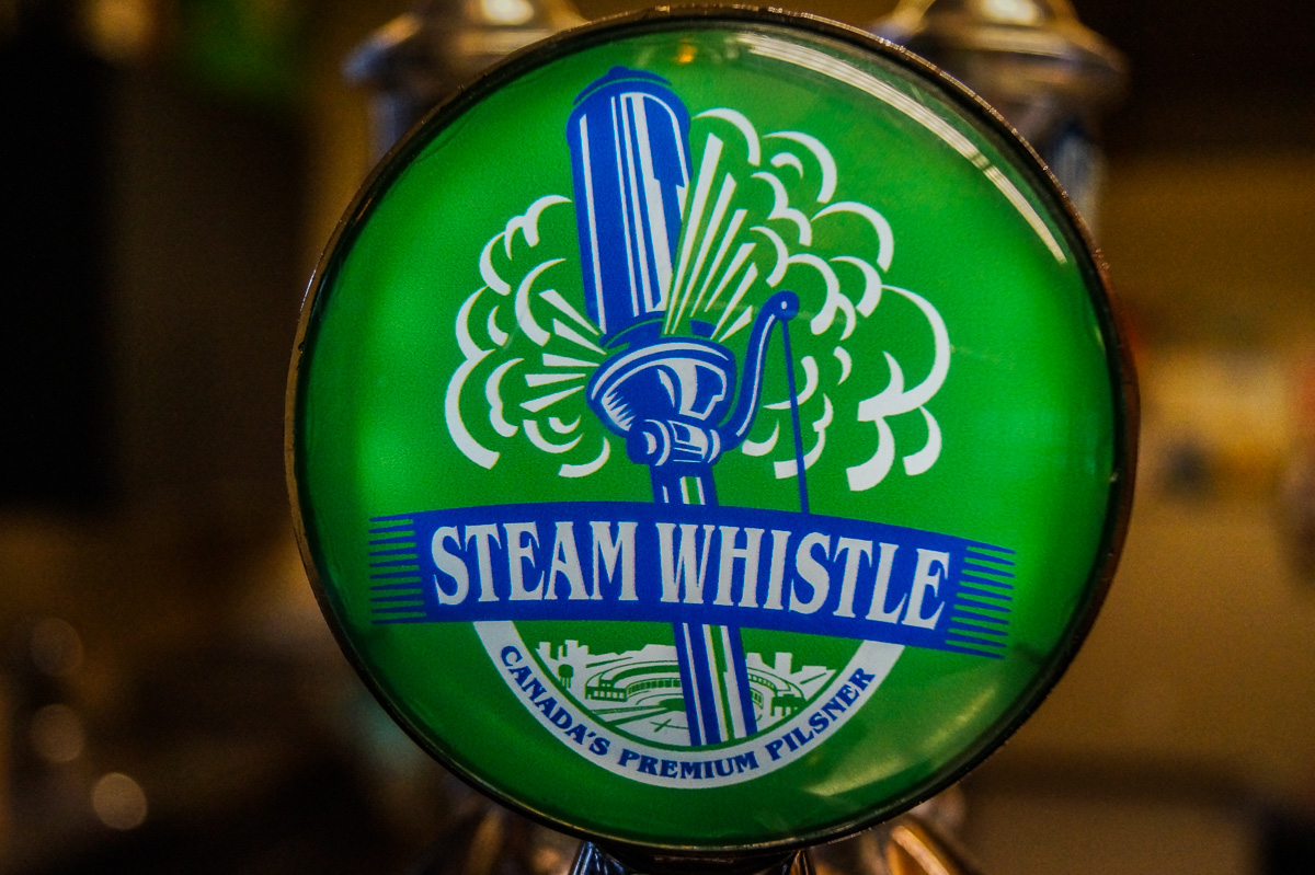 The best Canadian beer: Steam Whistle