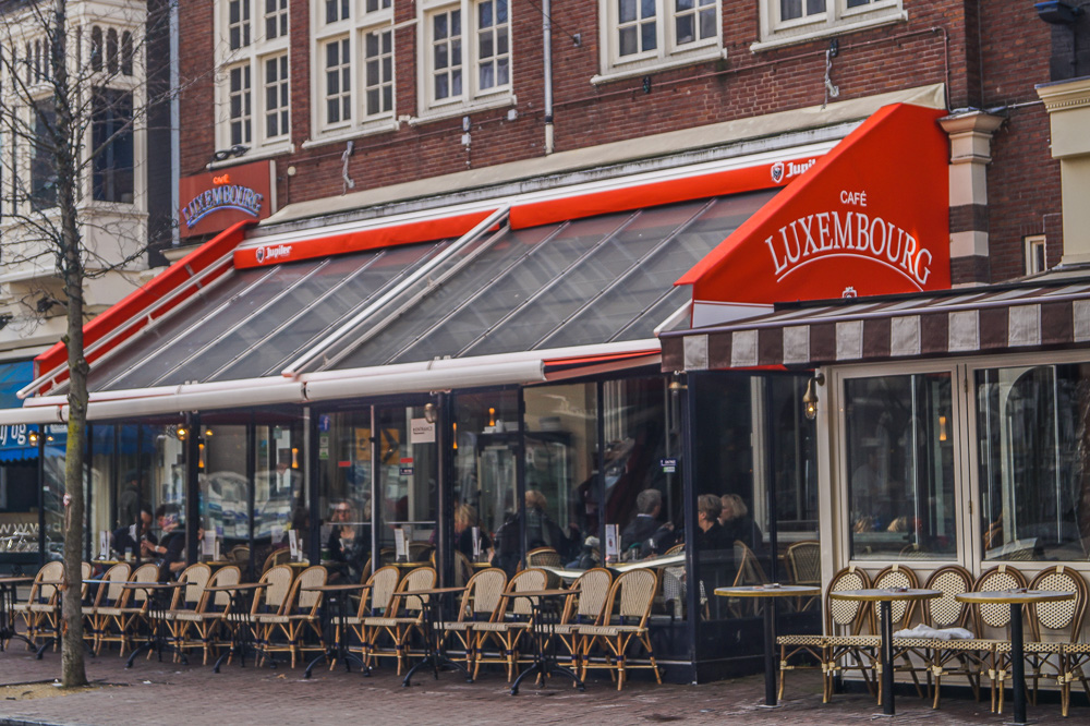 Café Luxembourg in Amsterdam