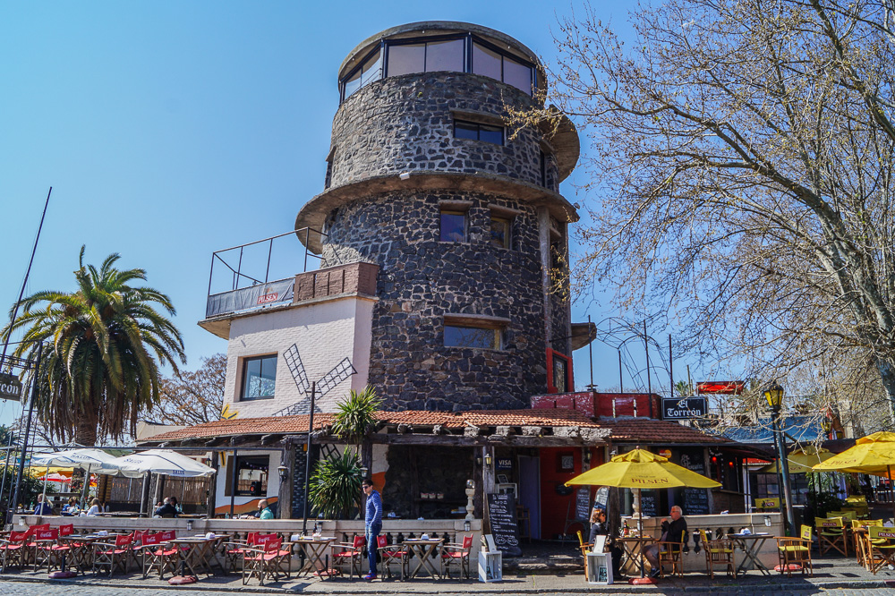 Restaurants in Colonia Del Sacramento