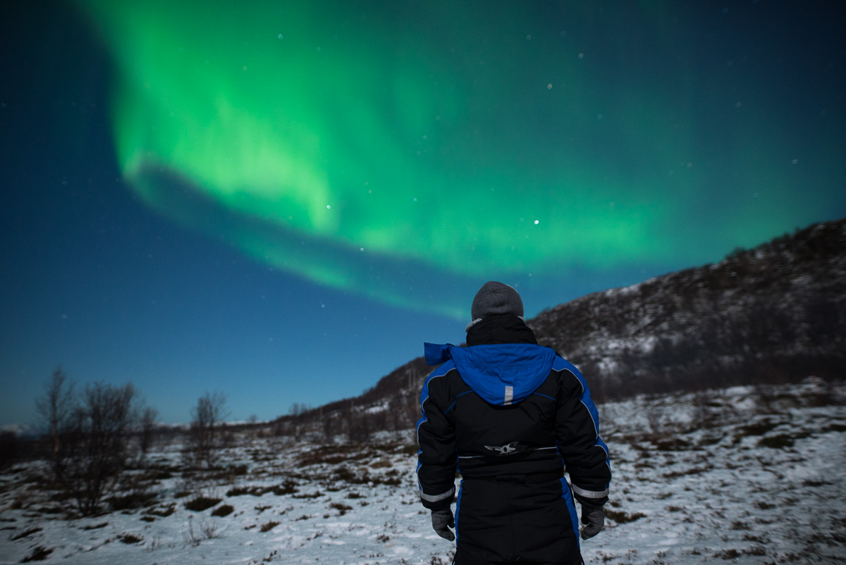 Northern Lights tour in Tromsø with Chasing Lights