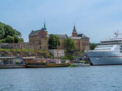 Akershus Fortress in Oslo