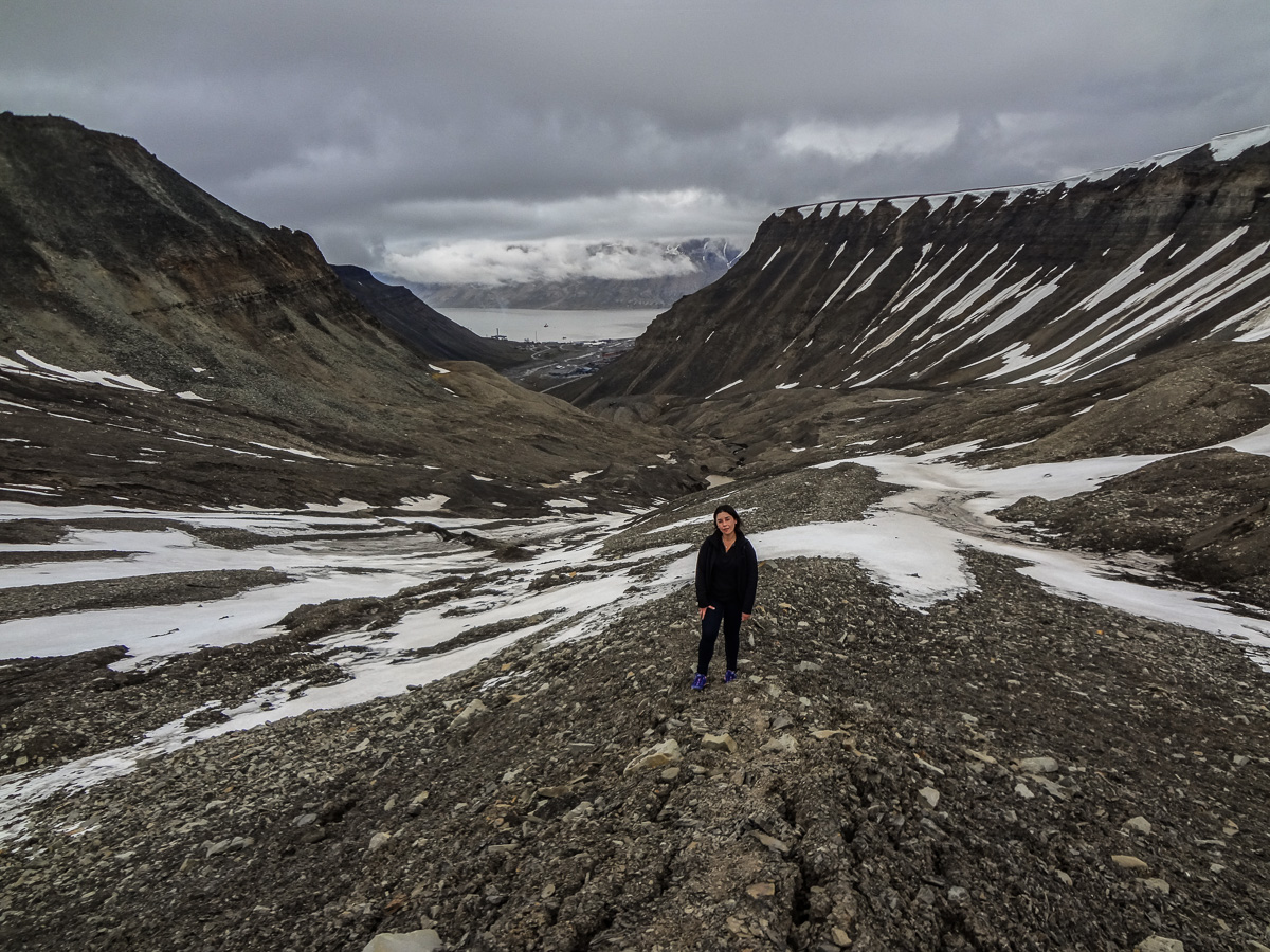 Svalbard Adventures: Hike to Trollsteinen