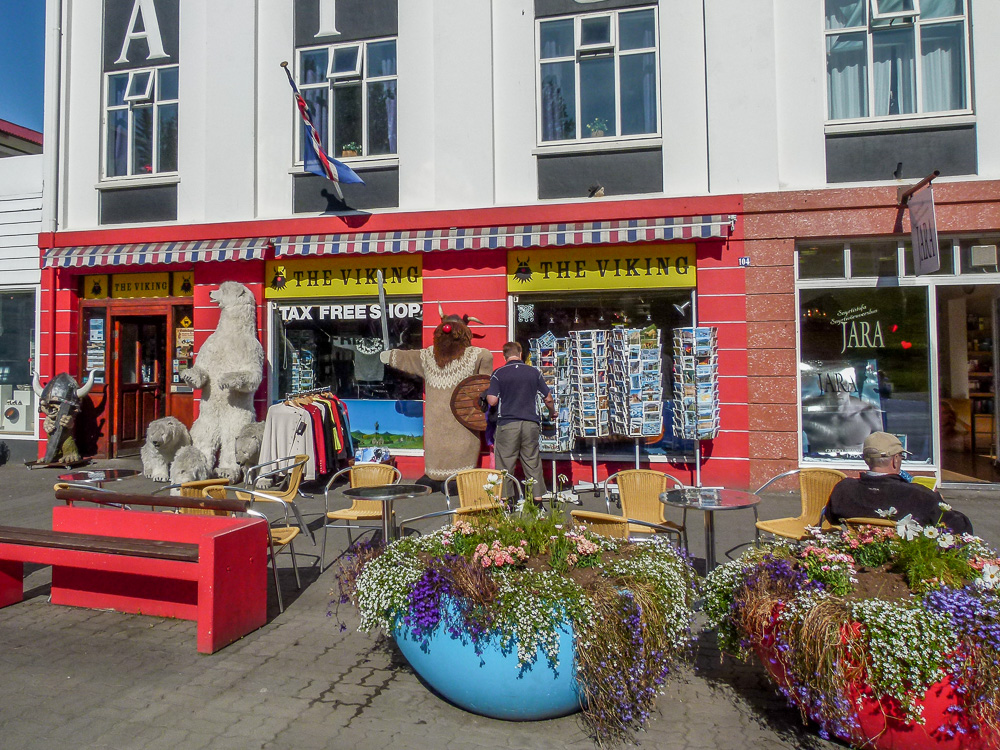 Souvenir Shop in Akureyri