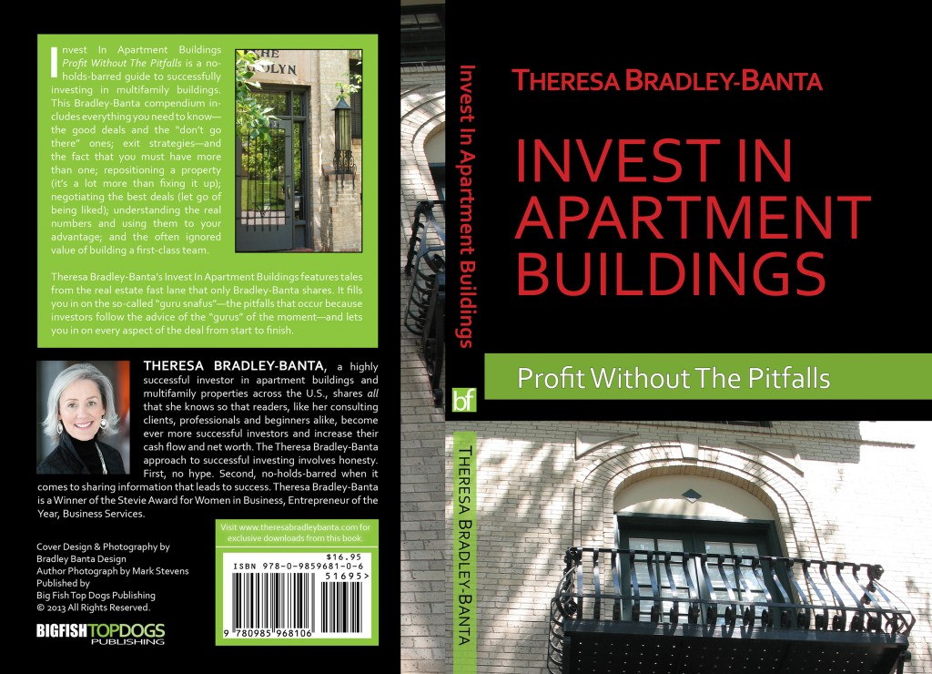 The Book: Invest In Apartment Buildings