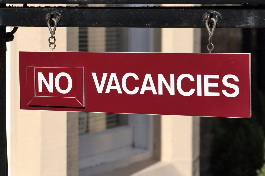 "Why I Never Use a ""No Vacancy"" Sign"