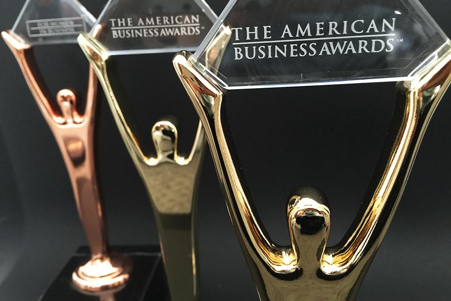 We've Won 3 Awards!
