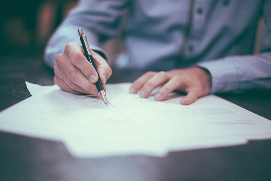 Landlords: How to Write a Change of Ownership Letter
