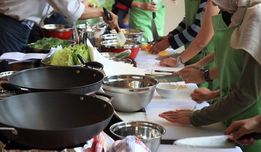 cooking class hottest trends in tenant events apartment community