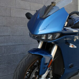 2020 Zero SR/S Cerulean Blue