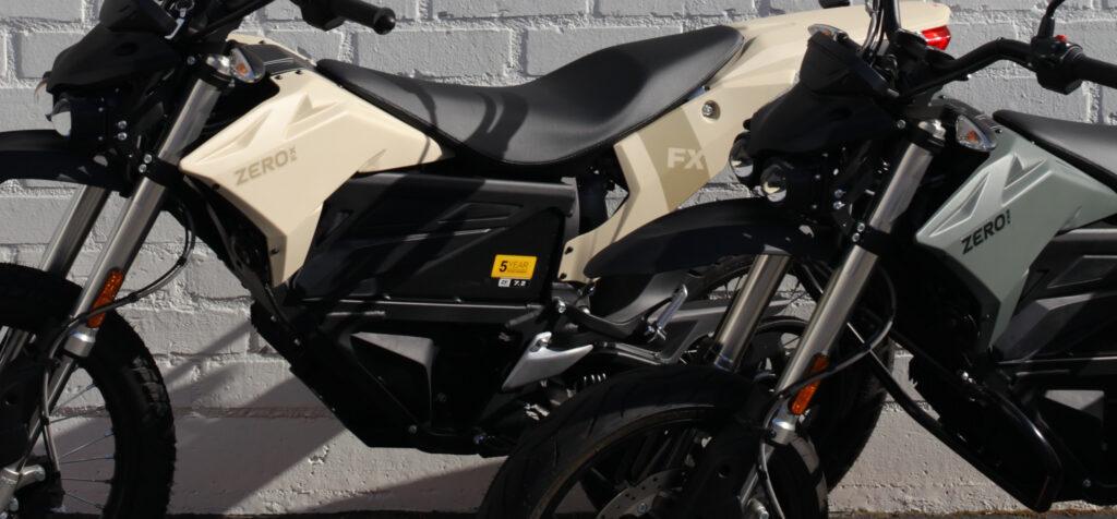 Zero Motorcycles of Orange County