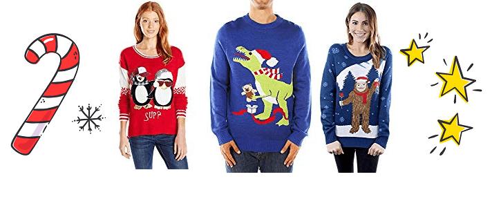 Cute Ugly Christmas Sweater Ideas