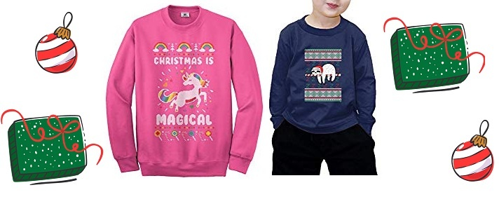9 Adorable Ugly Christmas Sweater Ideas for Toddlers