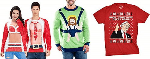 10 Ugly Christmas Sweaters You Can't Wear to The Office