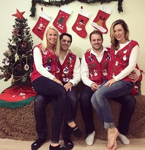 Ugly Sweater Christmas Card Ideas. Start planning in November
