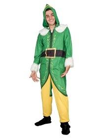 Buddy the Elf pajamas . From the 2003 Movie Elf. Buddy Elf Costume