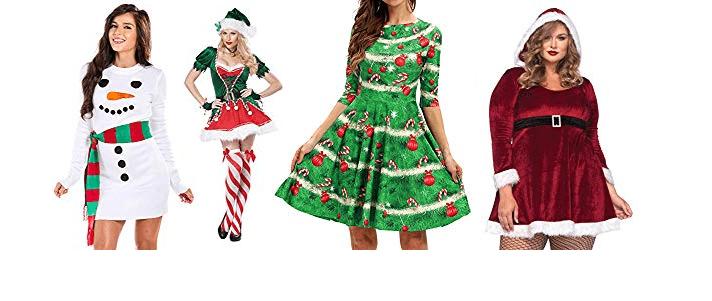 Ugly Christmas Sweater Dress