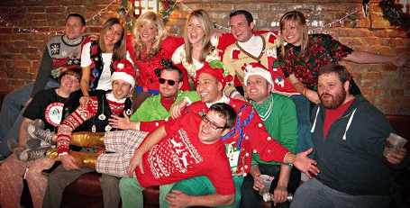 Tips for an ugly Christmas sweater party in 2019