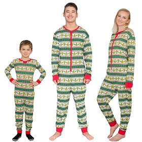 Grinch Pajamas for Kids, Moms and Dads. Buy matching Grinch pajamas for the whole family