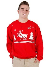 Humping reindeer sweater, reindeer sex christmas sweater,  reindeer sex christmas sweater,  ugly christmas sweater reindeer sex, reindeer sex ugly christmas sweater, reindeer having sex sweater