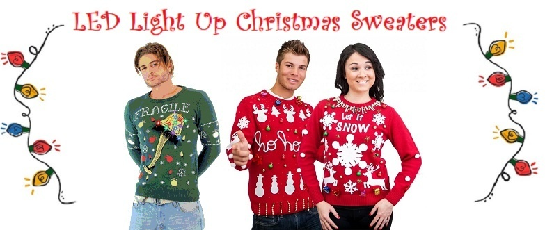 Best Light up Christmas Sweater of 2019