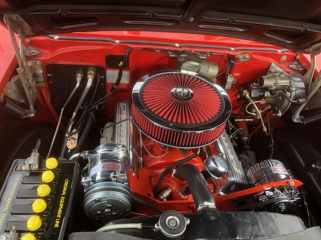 57 Chevy Bel-Air