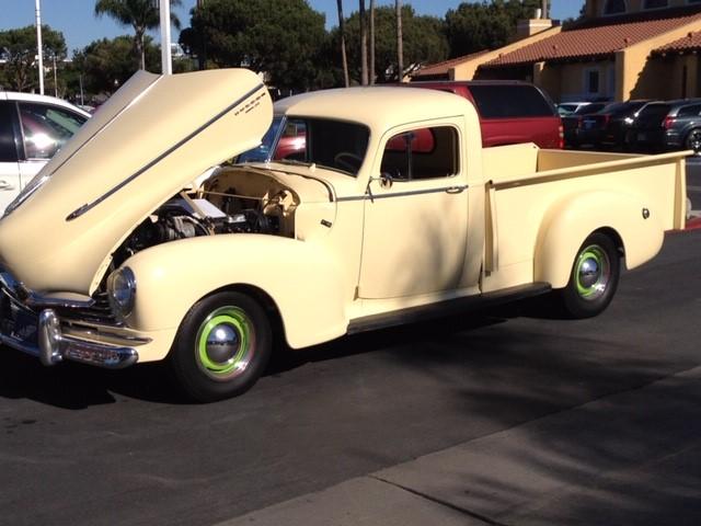 1946 Hudson Pickup