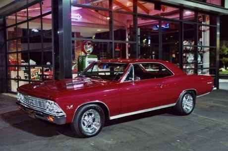 1966 Chevelle SS 396