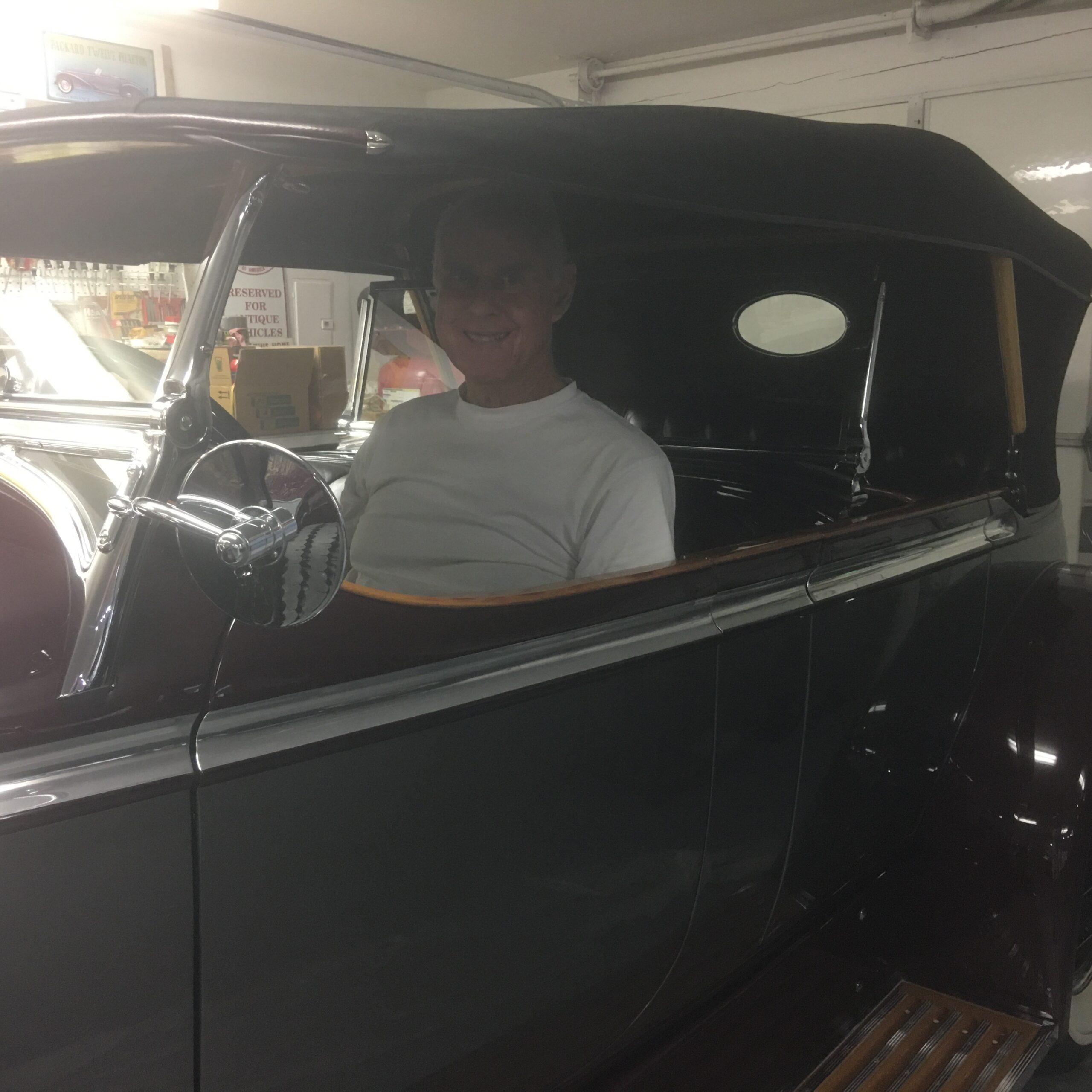 1929 Rolls-Royce Ascot Tourer