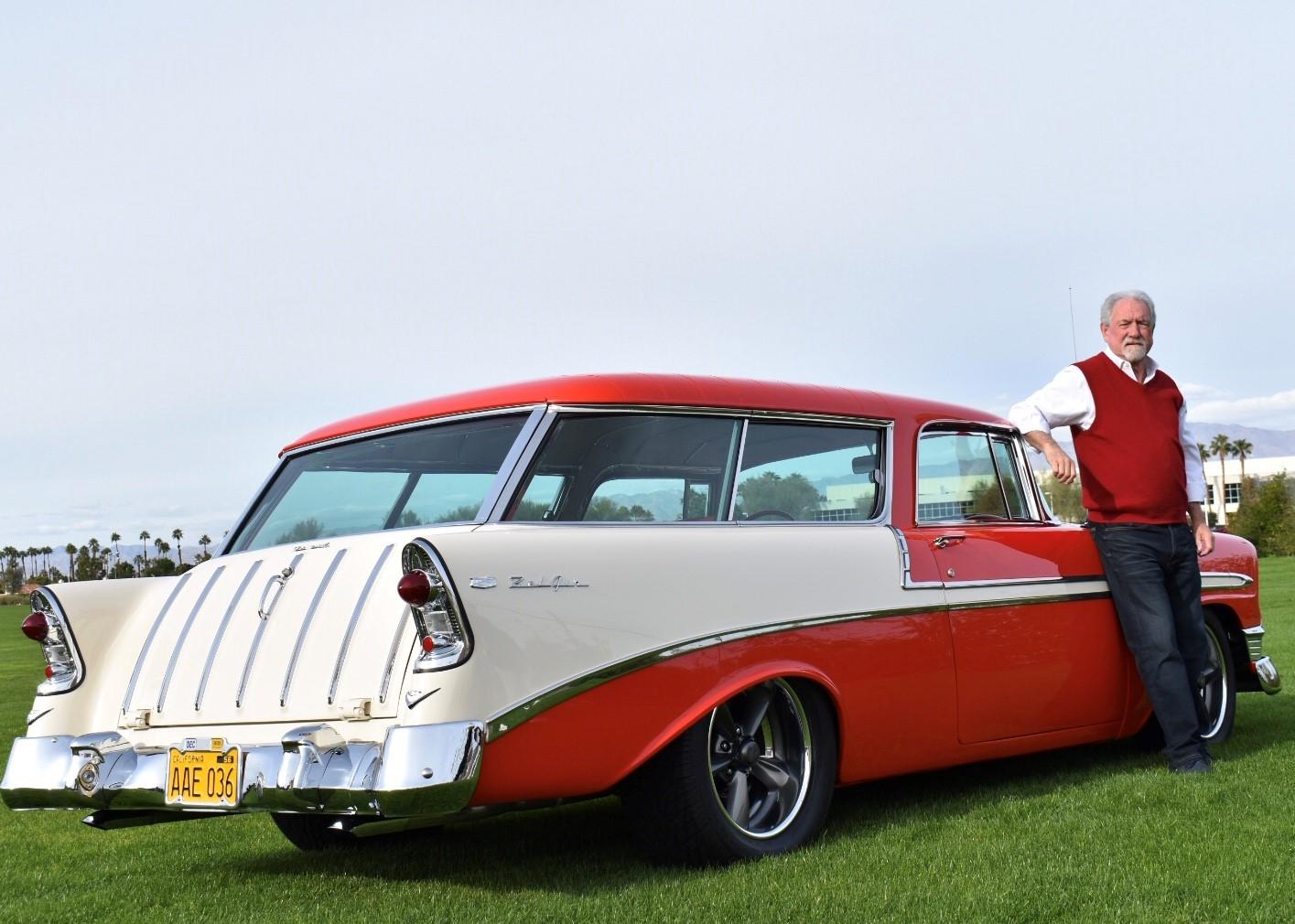 56 Chevy Nomad