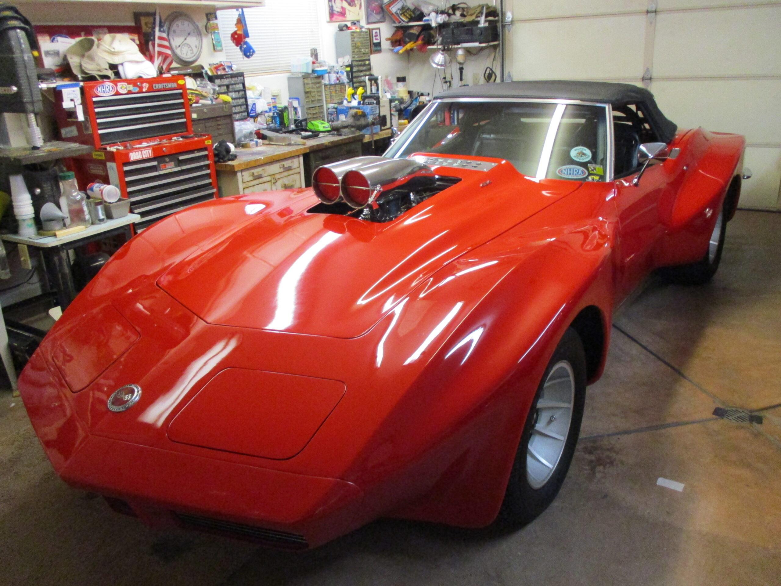 73 Corvette Roadster