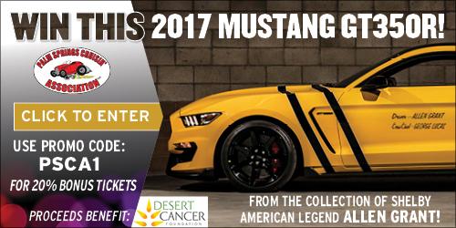 Win a Mustang