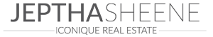 Jeptha Sheene Real Estate Logo
